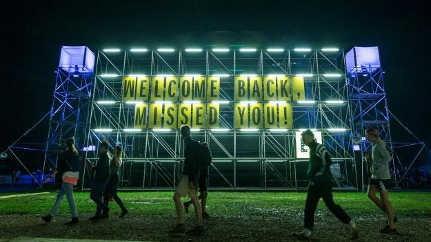 FOTO: Electric Castle Festival 2017 – ziua 0