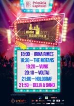 Zilele Bucureştiului LIVE! 2017