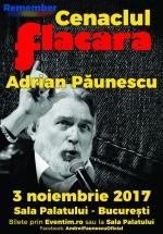 Remember Cenaclul Flacăra la Sala Palatului din Bucureşti