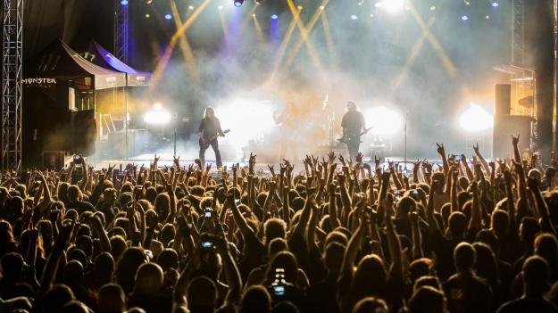 Concertele lunii noiembrie 2017 în România