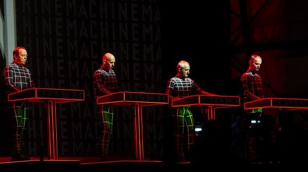 Trupa Kraftwerk revine în România, în martie 2018