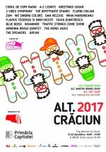 ALT.CRĂCIUN 2017 la ARCUB (Hanul Gabroveni) din Bucureşti