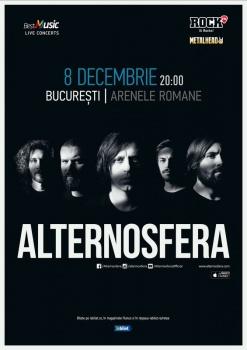 Concert Alternosfera la Arenele Romane din Bucureşti