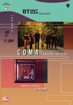 BT Live: concert Coma la Control Club din Bucureşti