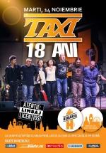 Concert Taxi – 18 ani – la Berăria H din Bucureşti