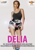Concert Delia la Hard Rock Cafe din Bucureşti