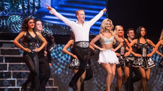 """CONCURS: Câştigă invitaţii la show-ul Lord of the Dance – """"Dangerous Games"""", de la Sala Palatului"""
