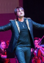 FOTO: Edvin Marton la Sala Palatului din Bucureşti