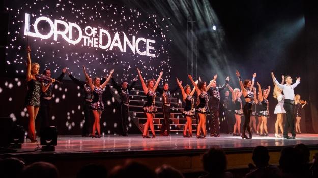 """FOTO: Lord of the Dance – """"Dangerous Games"""" la Sala Palatului din Bucureşti"""