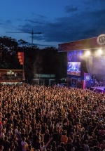 FOTO: Body Count, Powerflo, Astroid Boys la Budapest Park