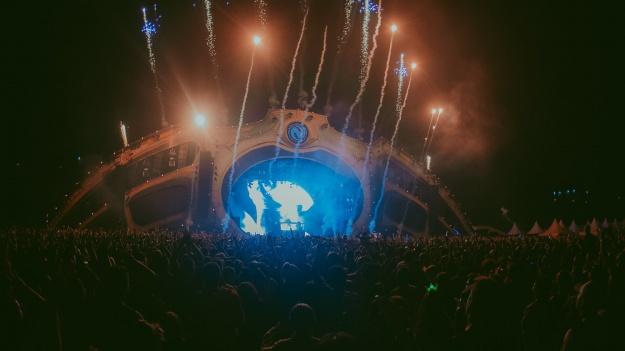 FOTO: Steve Angello, Galantis, Aloe Blacc, Redfoo, în a doua zi de NEVERSEA Festival 2018