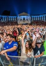 Concertele lunii august 2018 în România