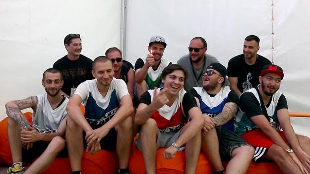 INTERVIU: La şezătoare cu #TotSatu' în backstage la Summer Well 2018