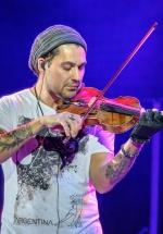 """FOTO: David Garrett  –""""Explosive Live!"""", la Sala Palatului din Bucureşti"""
