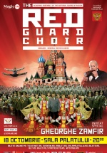 The Red Guard Choir la Sala Palatului din Bucureşti