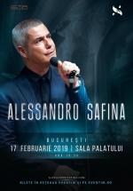 Concert Alessandro Safina la Sala Palatului din București