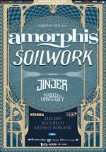 Concert Amorphis şi Soilwork la Arenele Romane din Bucureşti