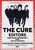 Concert The Cure & Editors în Piaţa Constituţiei din Bucureşti