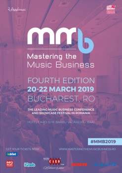 Mastering The Music Business – #MMB2019