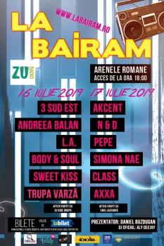 La Bairam la Arenele Romane din Bucureşti
