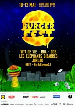 BURGERFEST 2019 la Verde Stop Arena din Bucureşti