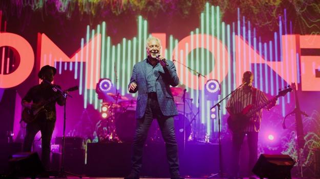 FOTO: Tom Jones la BT Arena din Cluj-Napoca