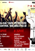 Old Blacks, Rock & More Festival 2019 la Bucureşti