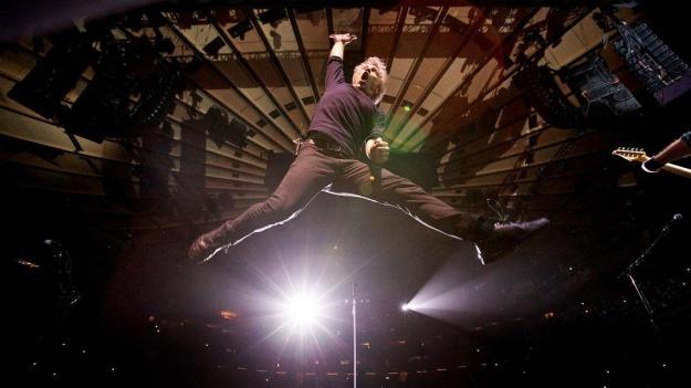 Ultimele detalii ale concertului Bon Jovi de la Bucureşti. Program şi reguli de acces