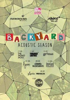 Backyard Acoustic Season 2019 la Expirat Halele Carol din Bucureşti