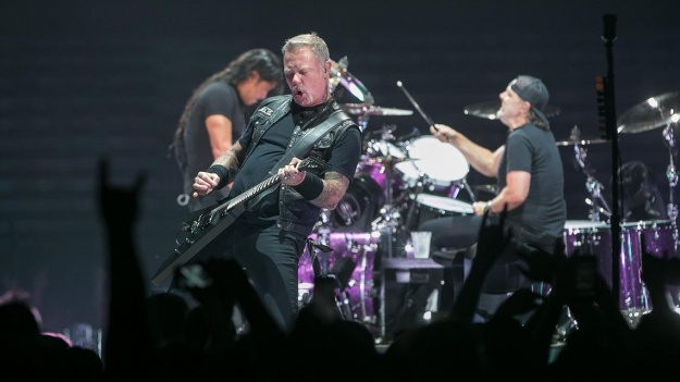 Ultimele detalii ale concertului Metallica de la Bucureşti. Program şi reguli de acces