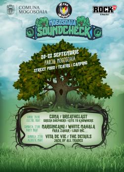 Mogoşoaia Soundcheck Festival 2019