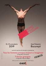 Béjart Ballet Lausanne la Sala Palatului din București