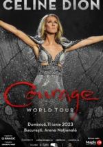 Concert Celine Dion la Arena Naţională din Bucureşti