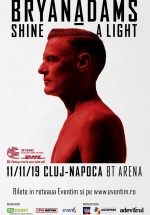 Concert Bryan Adams la BT Arena din Cluj-Napoca