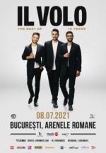 Concert Il Volo la Arenele Romane din Bucureşti