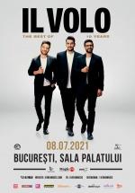 Concert Il Volo la Sala Palatului din Bucureşti