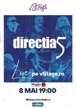 Concert direcţia 5 live pe vStage