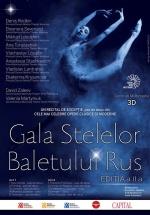 Gala Stelelor Baletului Rus la Sala Palatului din Bucureşti