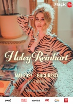 Concert Haley Reinhart (Postmodern Jukebox) la LOFT Lounge din Bucureşti