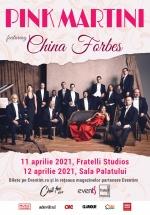 Concerte Pink Martini la Fratelli Studios și Sala Palatului din Bucureşti