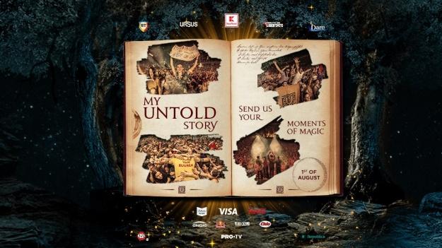 Fanii festivalului devin personajele principale în aftermovie-ul UNTOLD 2020