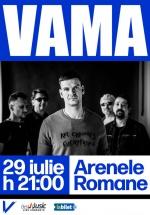 Concert Vama la Arenele Romane din Bucureşti