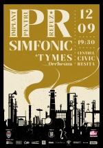 Concert Implant pentru Refuz (IPR) Simfonic în Centrul Civic din Reșița
