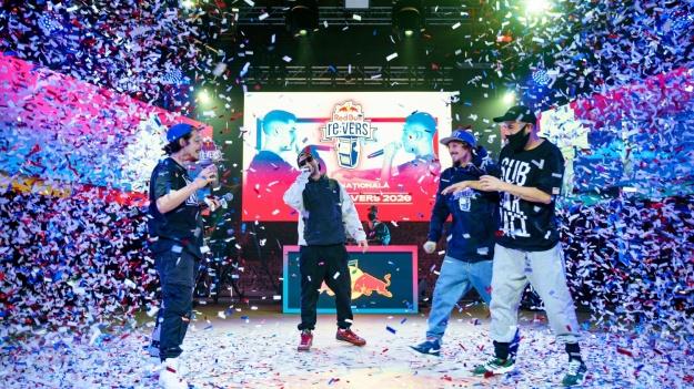 RECENZIE: Trofeul Red Bull re:VERS rămâne la Deva – Motanu' câștigă ediția cu numărul 2 a competiției de Battle MC (FOTO)