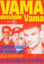 VAMA deschide Vama – concert live de pe plaja din Vama Veche
