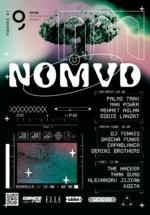 NOMVD – the post-apocalyptic rave, la București, Mamaia și Iași